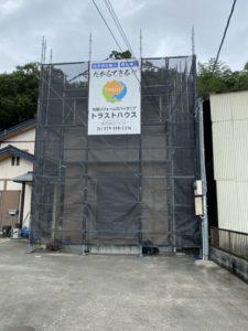 池田市 屋根外壁塗装工事