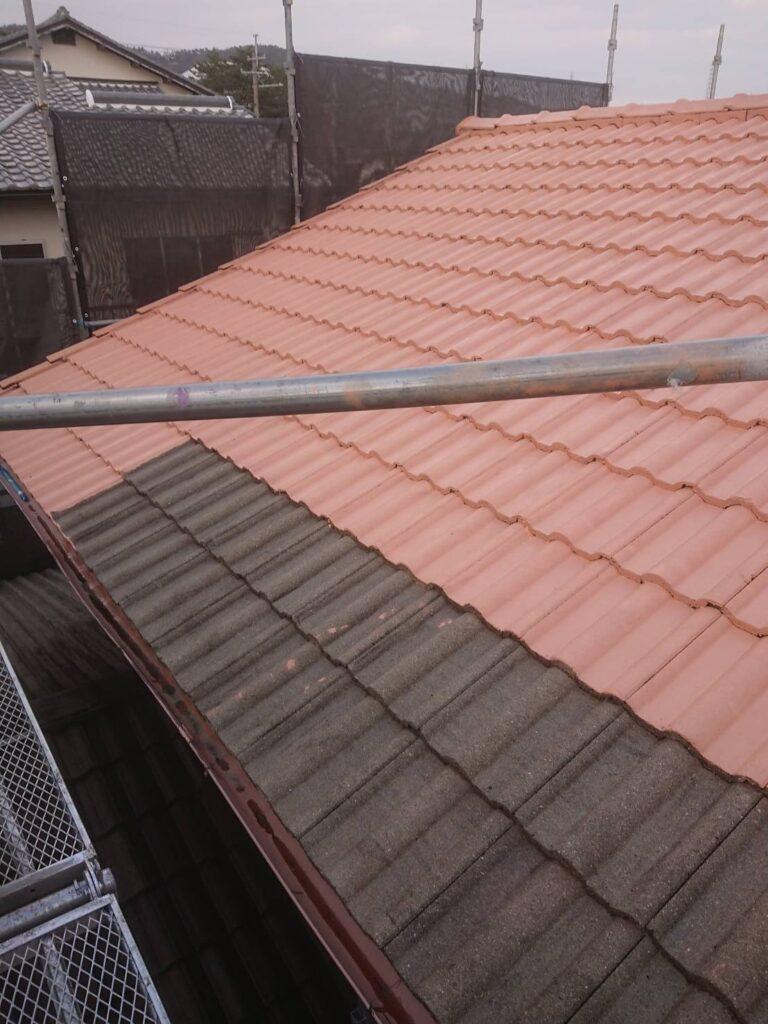 丹波市 屋根塗装の写真