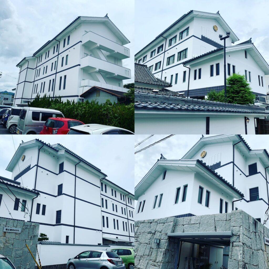 丹波篠山市、笹山観光ホテルの写真